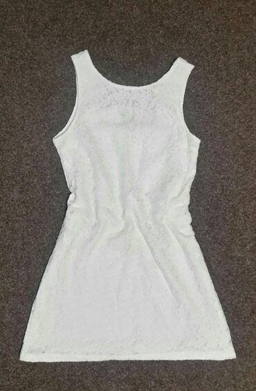 SNIŽENOOO!!! AMISU prelepa Nemacka uvek potrebna bela haljina, vel