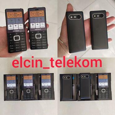 Model K660 Trlefon 2Sim Kart Mikro kart destekleyir.Gozel gorunuwlu se