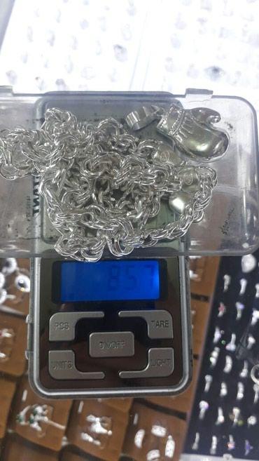 Xırdalan şəhərində 85 qram gümüş. klonuyla sep sifarişlə təmiz gumusden
