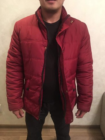 Продаю куртку зимнюю новая очень теплая и удобная отдам  в Бишкек