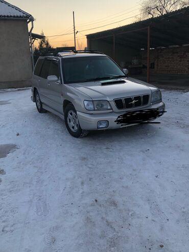 subaru trezia в Кыргызстан: Subaru Forester 2 л. 2000