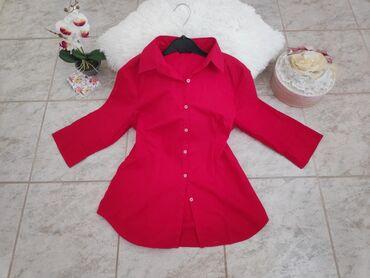 Κόκκινο πουκάμισο sisley