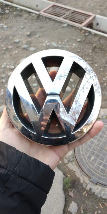 Родной логотип(эмблема) на Volkswagen passat B5+ в Бишкек