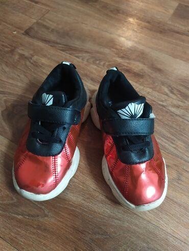 реставрация обуви бишкек в Кыргызстан: Обувь на девочку весна-осень 16 см по стельке 25-26 размер,в идеальном