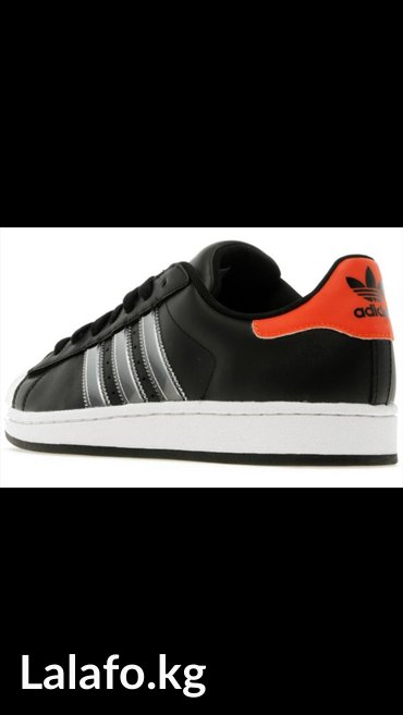 Adidas superstar originals (adicolor) black-orange. New models. в Бишкек
