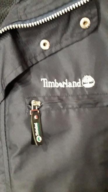 Timberland  jakna   original u teget boji  br m - Crvenka - slika 5