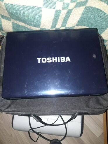notebook alqi satqisi - Azərbaycan: Toshiba notebook işlemir, adaptoru, çantası var