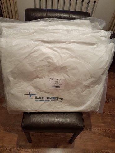 Кислородные подушки - Кыргызстан: Продам новые медицинские подушки,на них спят-это не кислородные,есть