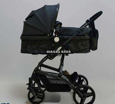 детская коляска - Azərbaycan: Usaq kalyaskasi. Qiymeti 150 azn.Yenidir istifade olunmayib. Unvan