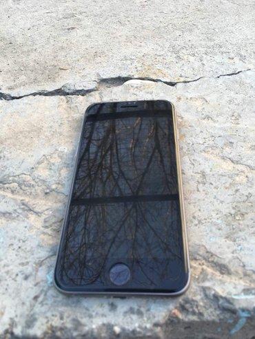 Продам новый айфон.1мес пользования.коробка все есть.состояние идеальн в Бишкек