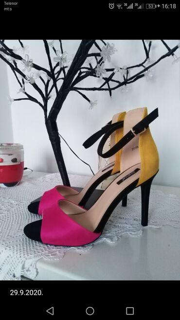 Potpuno nove sandalice, vel 39, prelepe i atraktivne, made in Italy