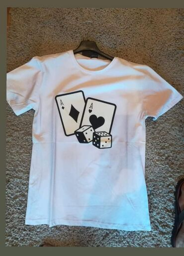 Majica pamuk sa elastinom vel xxl