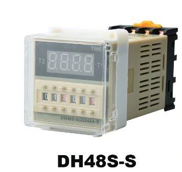 svetilnik potolochnyj s bluetooth в Кыргызстан: Реле времени DH48S-S
