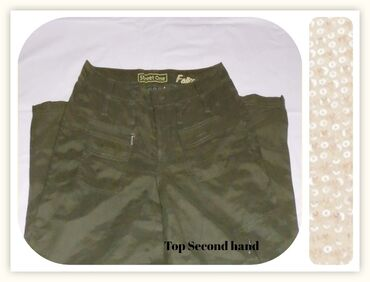 5.5. Street Onne M pantalone ★TOP CENA-26.9.✼Maslinasto zelene
