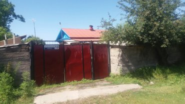 срочно продаю!!! Дом на Иссыккуле с. Орукту. дом деревянный 3к + веран in Бишкек