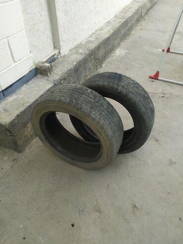 Транспорт - Баткен: Зимние шины Япония подходит для Хонда Фит и Джазз размер 195/55/16