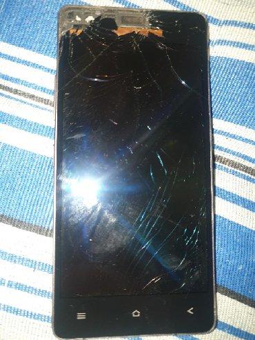 телефон fly m130 в Азербайджан: Fly Tornado Slim İq Octa 4516 telefonu zapast kimi satıram plata