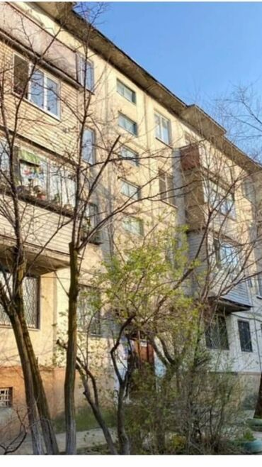 ������������ 3 �� ������������������ ���������������� �� �������������� в Кыргызстан: 104 серия, 3 комнаты, 58 кв. м С мебелью, Неугловая квартира, Сквозная планировка