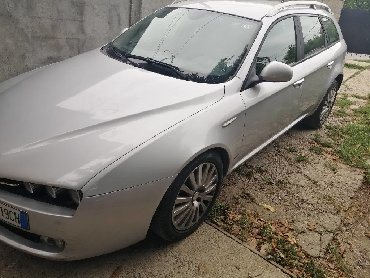 Alfa-romeo-spider-3-2-at - Srbija: Alfa Romeo 159 prednji branik Originalni polovni delovi 147-156-GT-159