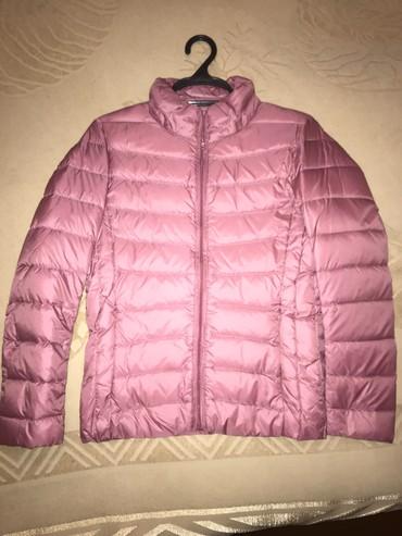 dubljonka s kapjushonom в Кыргызстан: Продаю женскую куртку, деми, размер S-М. Одета один раз