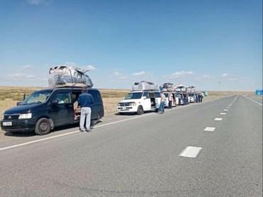Ош НООКАТ Озгон кара суу Дордой в Бишкек