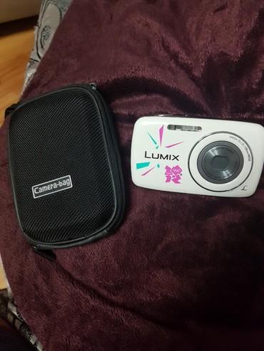 фотоаппарат зоркий в Азербайджан: Fotoapparat Panasonic Lumix. tezedir. 1 defe ishlenilib. Hech bir