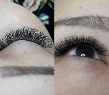 Bakı şəhərində Modamo beauty studionun professional qaynaq ustalarindan kiprik