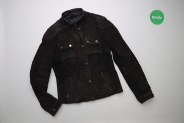 Жіноча куртка з натуральної замші InExtenso, р. S/M   Довжина: 57 см Ш