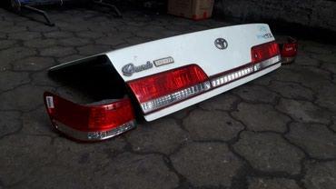 Крышка багажника на Марк2 Х100 рестайлинг . из Японии .  в Бишкек