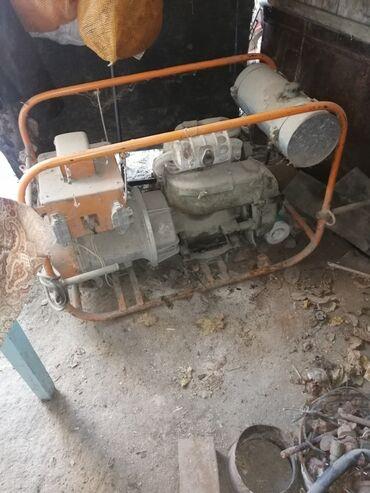 Подаю генератор 4 кВт. Пару раз пользовался