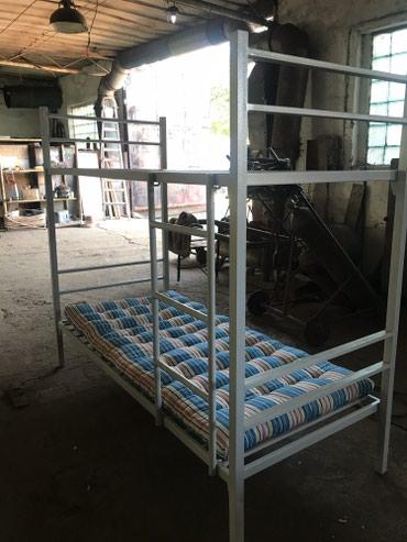 Продаю двухярусные кровати из металла.  в Бишкек