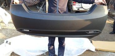 Hyundai Sonata arxa banperi arginal maldı amerikadan gelib в Mingəçevir