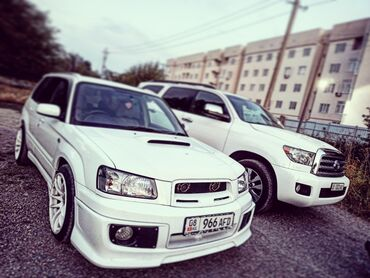 bentley azure 6 75 twin turbo в Кыргызстан: Subaru Forester 2 л. 2003 | 190000 км