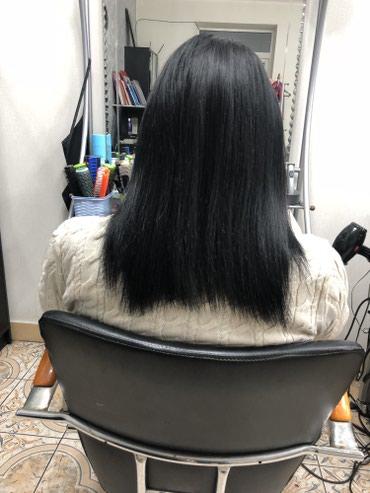 Наращивание волос!быстро и проффесионально! в Чаек