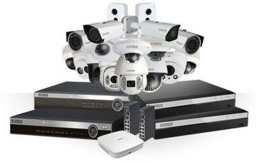 Установка видеонаблюдения в офисах, в Бишкек