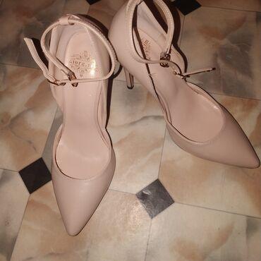 Личные вещи - Кыргызстан: Продам модные туфельки 38-38,5р размера. Состояние отличное, надевала