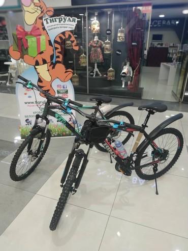 Велосипеды в широком ассортименте   в Бишкек