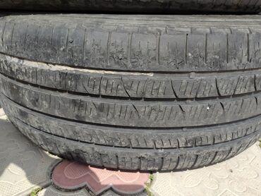 б у резина летняя в Кыргызстан: Продаю резину 255/55/20 ScorpionСостояние среднее есть порезы на двух