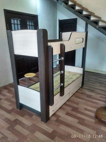 Детская двухъярусная кровать  ,в в Бишкек