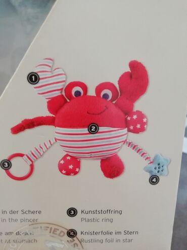 Nove igračke za bebe. Tchibo-Nemačka