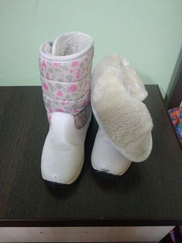 детские обувь в Кыргызстан: Зимние сапоги, размер 31