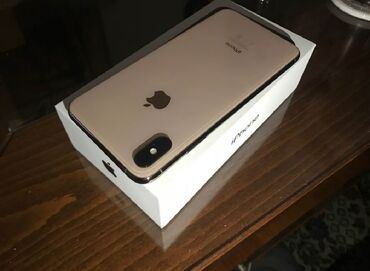 Model: IPhone Xs max  Condition : New Memory capacity : 512 GB Color