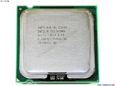 Процессоры intel celeron - Кыргызстан: Процессор Intel Celeron E3400 Частота процессора. 2.60 GHz Ко