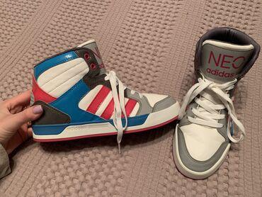 Кроссовки Adidas Neo Label, 38 размер, покупала в Москве, носила раза