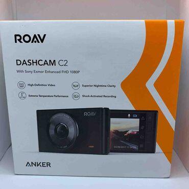 Автоэлектроника - Кыргызстан: Регистратор ROAV Dashcam C2  Производитель: ROAV. Модель: Dash Cam C2