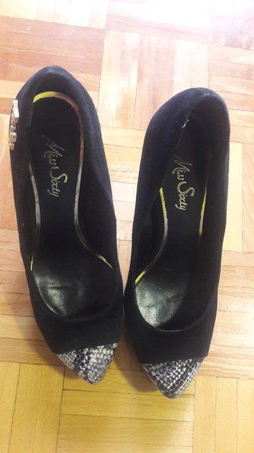 Miss sixty cipele. Nove