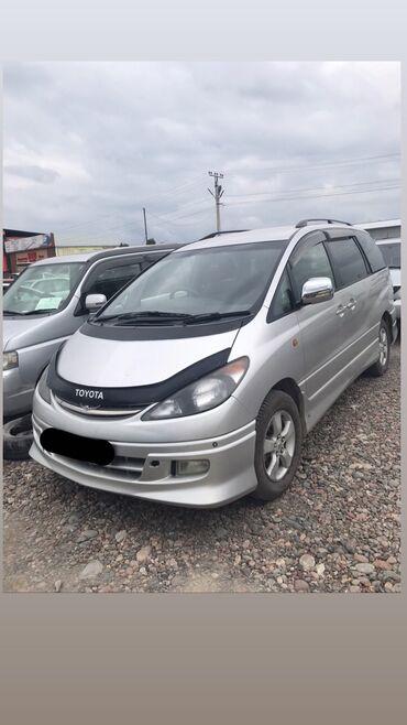 Toyota Estima 3 л. 2002 | 244444 км