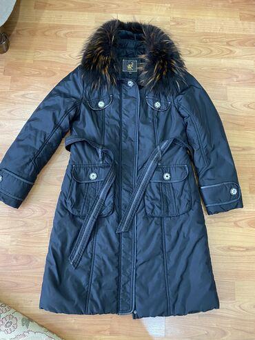 женская платья размер 46 48 в Кыргызстан: Зимняя Куртка 46 -48 р