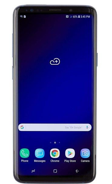 Samsung-galaxy-s9 - Азербайджан: Б/у Samsung Galaxy S9 Plus 64 ГБ Черный