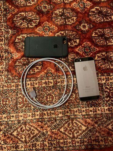 iphone-5s-black - Azərbaycan: Iphon 5S Qara 16 Yaddaw Ela Veziyetde Hec Bir Problemi Yoxdu Zavadskoy